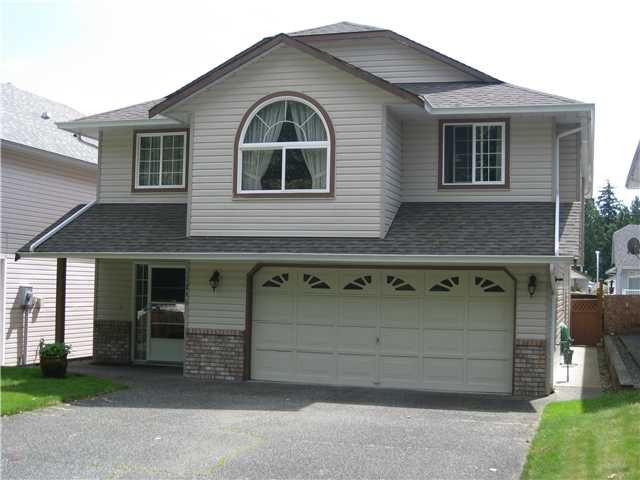Main Photo: 1248 CHELSEA Street in Coquitlam: Oxford Heights House  : MLS®# V964836