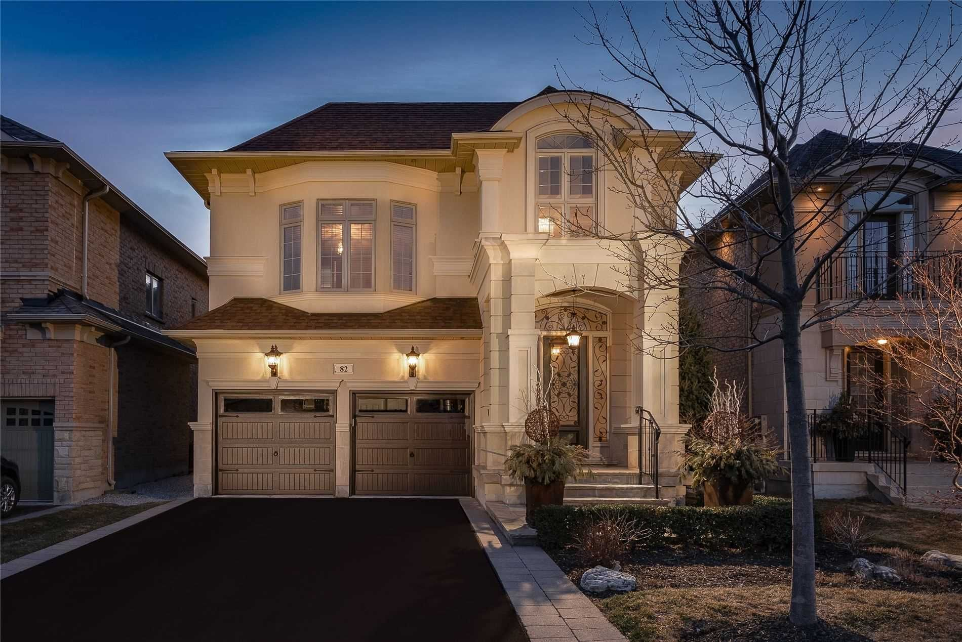 Main Photo: 82 Trammel Dr in Vaughan: Vellore Village Freehold for sale : MLS®# N5161339