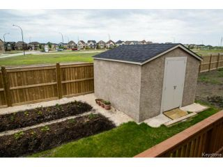 Photo 20: 10 Prairie Smoke Drive in WINNIPEG: Windsor Park / Southdale / Island Lakes Residential for sale (South East Winnipeg)  : MLS®# 1515091