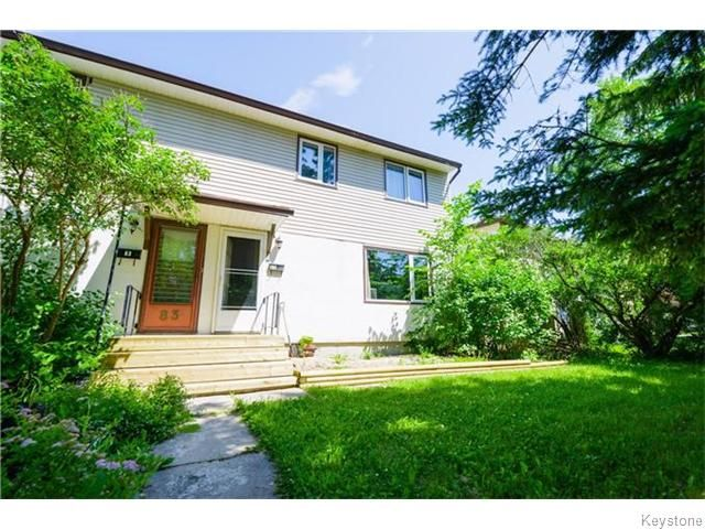 Main Photo: 81 Biscayne Bay in Winnipeg: Manitoba Other Residential for sale : MLS®# 1617775