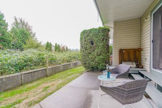 """Photo 39: 22 5750 174 Street in Surrey: Cloverdale BC Townhouse for sale in """"STETSON VILLAGE"""" (Cloverdale)  : MLS®# R2616395"""