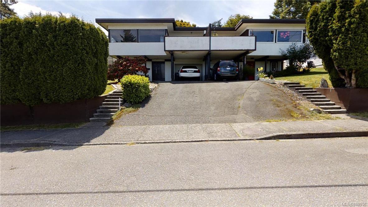 Main Photo: 1025 Wurtele Pl in Esquimalt: Es Rockheights Half Duplex for sale : MLS®# 840558