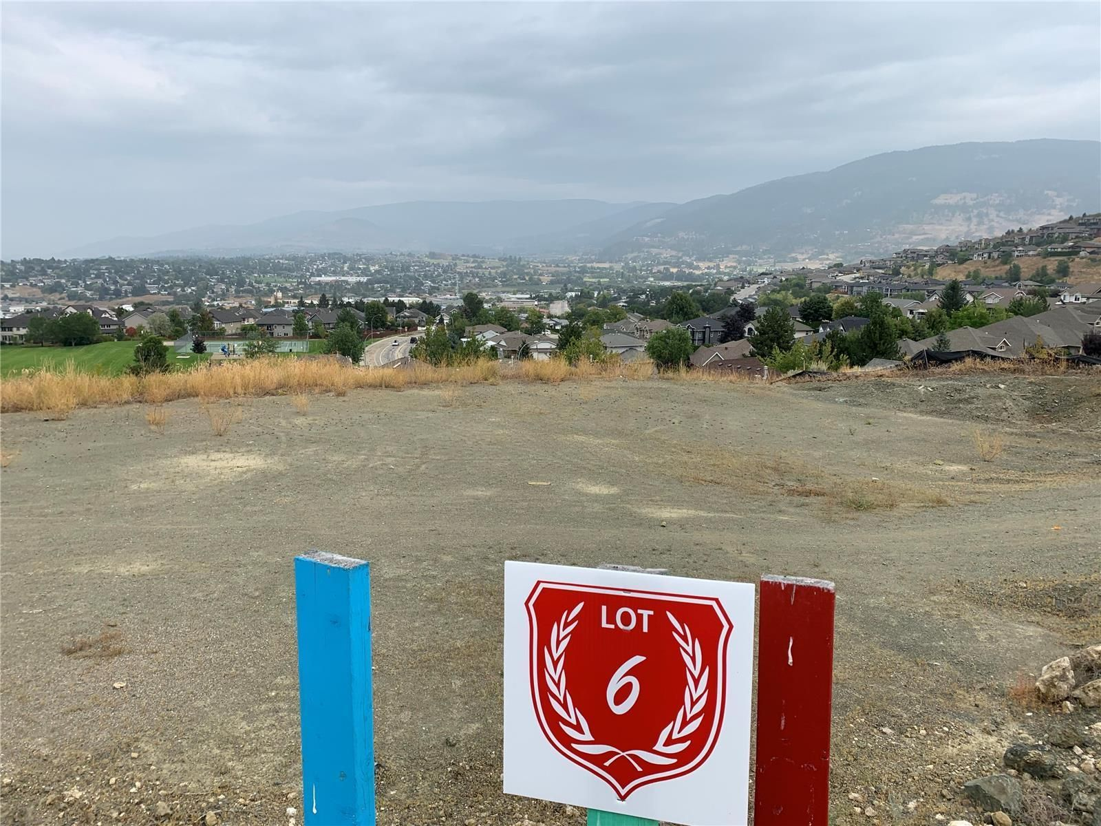 Main Photo: #Lot 6 957 Mt. Griffin Road, in Vernon: Vacant Land for sale : MLS®# 10241026