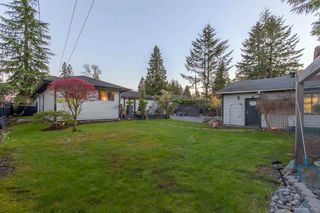 Photo 19: 1403 BARBERRY DRIVE in Port Coquitlam: Birchland Manor House for sale : MLS®# R2159791
