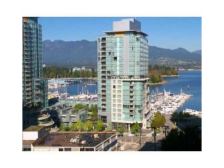 "Photo 7: 1414 1333 W GEORGIA Street in Vancouver: Coal Harbour Condo for sale in ""THE QUBE"" (Vancouver West)  : MLS®# V831474"