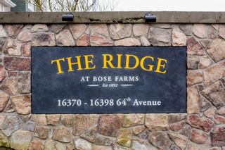 """Photo 48: # 414 -16388 64 Avenue in Surrey: Cloverdale BC Condo for sale in """"THE RIDGE AT BOSE FARMS"""" (Cloverdale)  : MLS®# R2143424"""