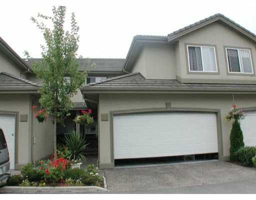 Main Photo: 37 998 RIVERSIDE DR in Port_Coquitlam: Riverwood Townhouse for sale (Port Coquitlam)  : MLS®# V253263