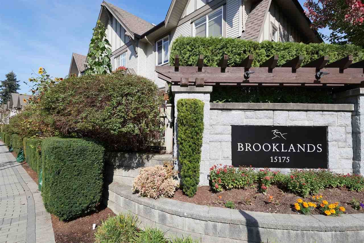 """Photo 1: Photos: 41 15175 62A Avenue in Surrey: Sullivan Station Townhouse for sale in """"Brooklands"""" : MLS®# R2310121"""