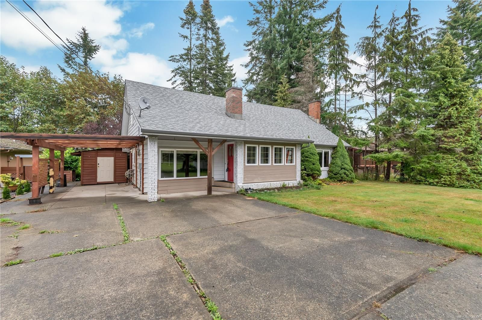 Photo 1: Photos: 2468 Oakes Rd in : CV Merville Black Creek House for sale (Comox Valley)  : MLS®# 856666