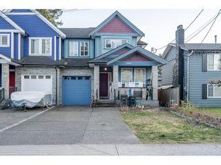 Photo 1: 19418 117 Avenue in Pitt Meadows: South Meadows 1/2 Duplex for sale : MLS®# R2544072