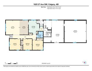 Photo 14: 1825 27 Avenue SW in Calgary: South Calgary Detached for sale : MLS®# A1141304