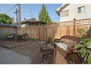 """Photo 8: 4016 GLEN Drive in Vancouver: Knight House for sale in """"Cedar Cottage"""" (Vancouver East)  : MLS®# V948696"""