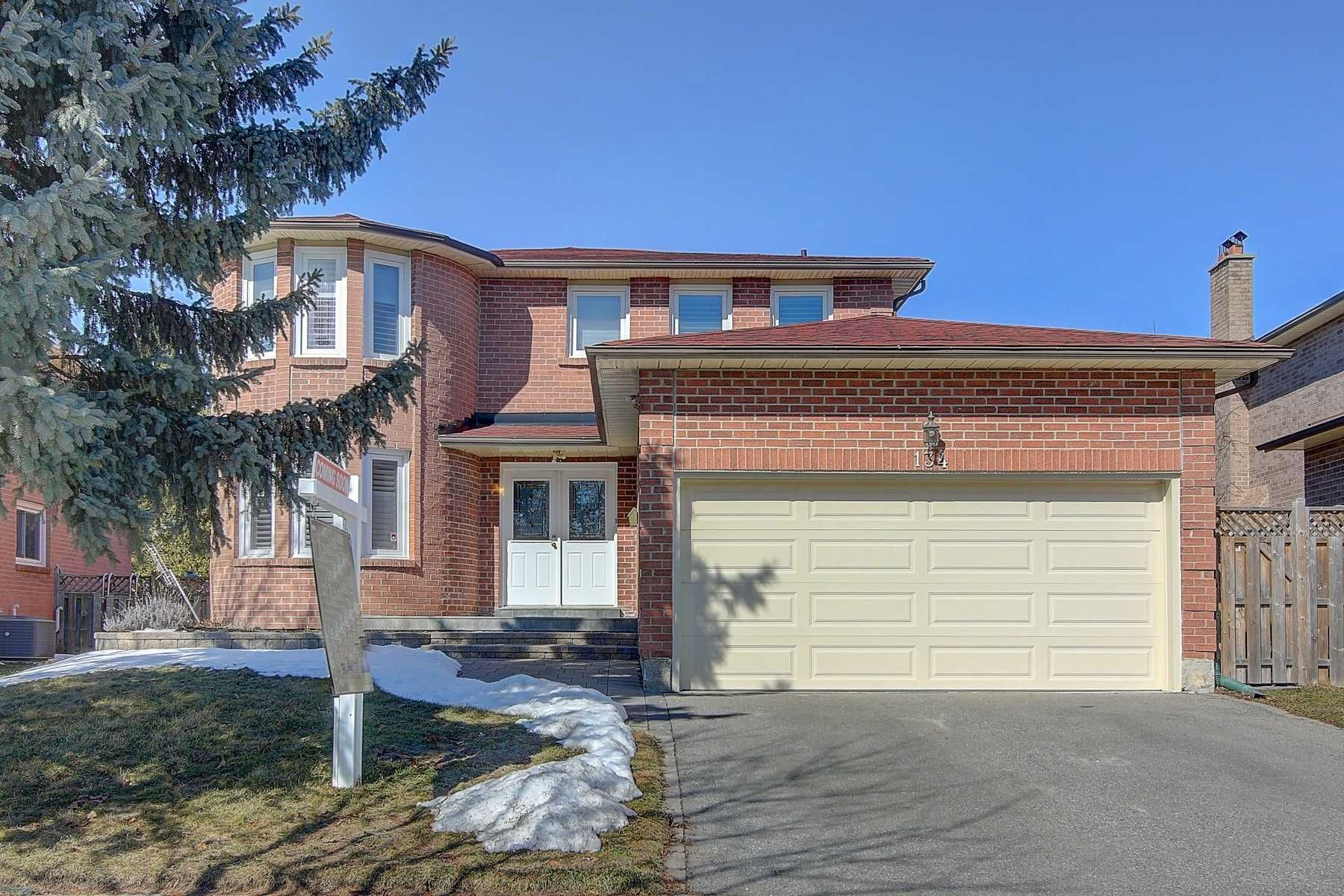 Main Photo: 134 Larkin Ave in Markham: Freehold for sale : MLS®# N4712683