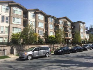 Photo 1: 209 2343 ATKINS Avenue in Port Coquitlam: Central Pt Coquitlam Condo for sale : MLS®# V1127854