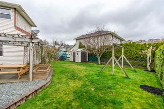 "Photo 38: 8034 LITTLE Terrace in Mission: Mission BC House for sale in ""COLLEGE HEIGHTS"" : MLS®# R2562487"