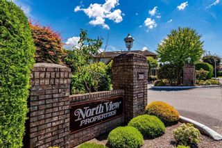 """Photo 1: 37 3110 TRAFALGAR Street in Abbotsford: Central Abbotsford Townhouse for sale in """"NORTHVIEW PROPERTIES"""" : MLS®# R2601681"""