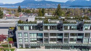 """Photo 2: 210 3639 W 16TH Avenue in Vancouver: Point Grey Condo for sale in """"THE GREY"""" (Vancouver West)  : MLS®# R2619397"""