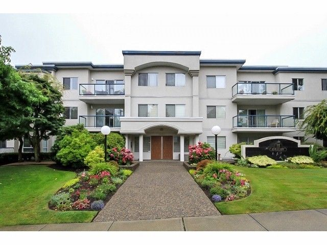 Main Photo: # 308 1441 BLACKWOOD ST: White Rock Condo for sale (South Surrey White Rock)  : MLS®# F1428416
