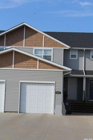 Photo 1: 2403 Morsky Drive in Estevan: Dominion Heights EV Residential for sale : MLS®# SK818033