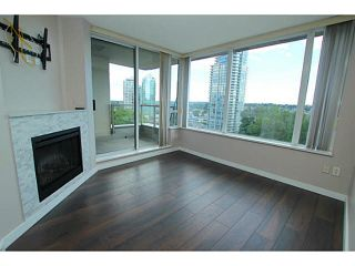 """Photo 4: 608 4888 BRENTWOOD Drive in Burnaby: Brentwood Park Condo for sale in """"FITZGERALD"""" (Burnaby North)  : MLS®# V1130067"""