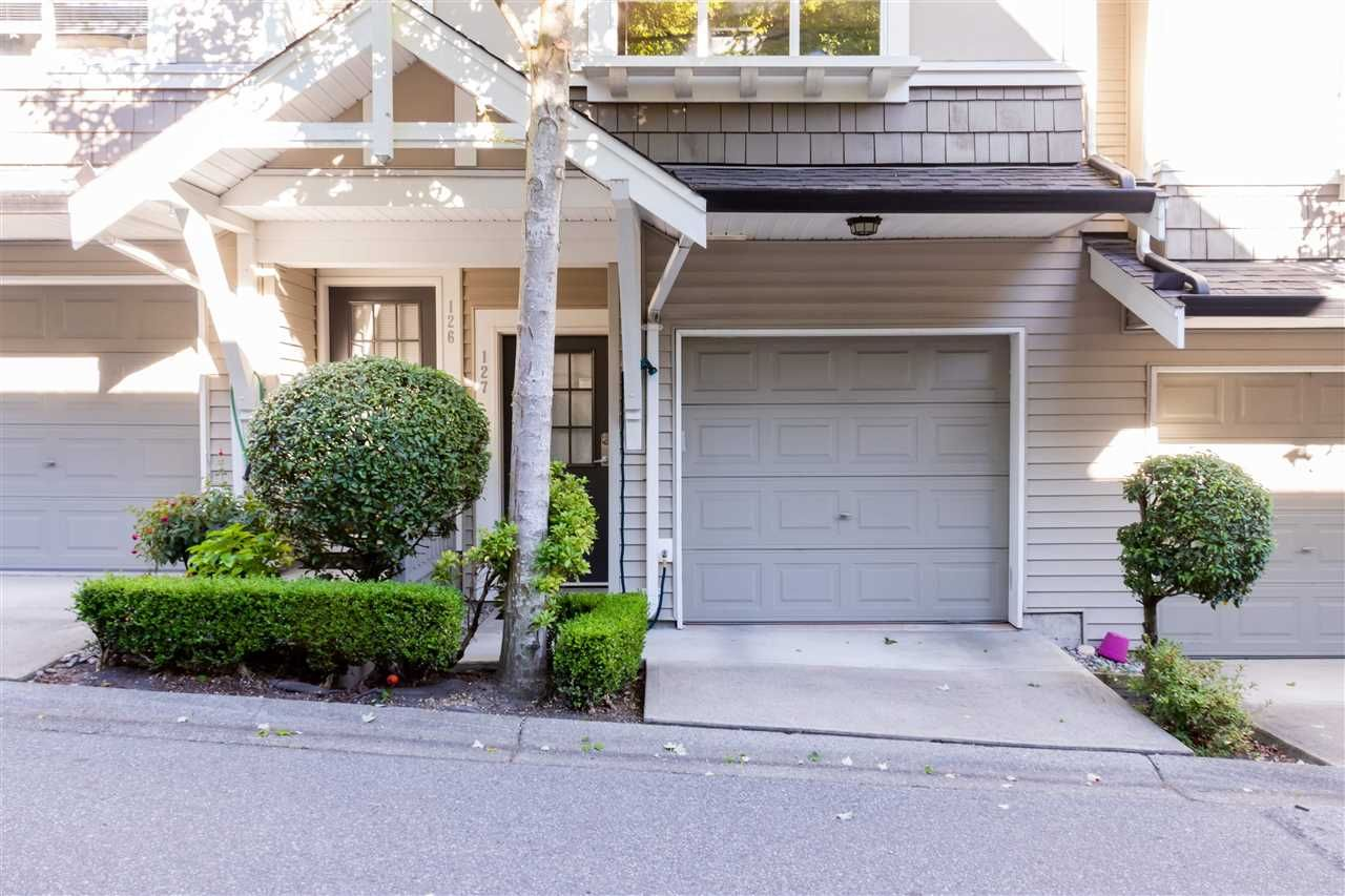 "Main Photo: 127 6747 203 Street in Langley: Willoughby Heights Townhouse for sale in ""Sagebrook"" : MLS®# R2499932"