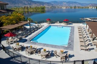 Photo 5: #205 4200 LAKESHORE Drive, in Osoyoos: House for sale : MLS®# 187755