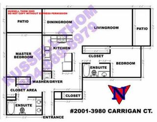 Photo 2: 2001 3980 CARRIGAN CT in Burnaby: Government Road Condo for sale (Burnaby North)  : MLS®# V542031