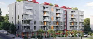 Photo 1: #606-396 E 1st Ave. in Vancouver: False Creek Condo for sale (Vancouver West)  : MLS®# Presale