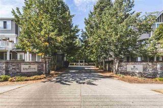 "Photo 1: 98 8775 161 Street in Surrey: Fleetwood Tynehead Townhouse for sale in ""BALLANTYNE"" : MLS®# R2198415"