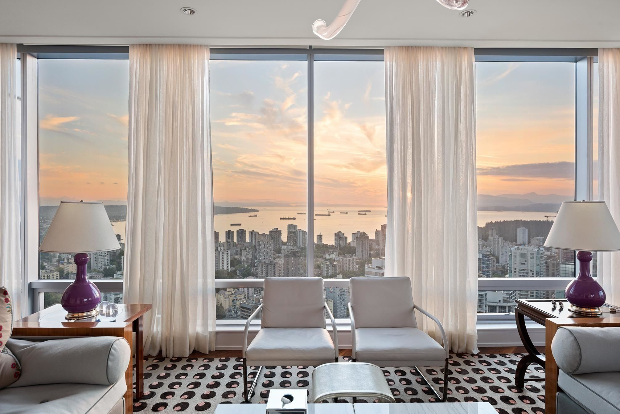 """Main Photo: 4502 1128 W GEORGIA Street in Vancouver: West End VW Condo for sale in """"Shangri-La"""" (Vancouver West)  : MLS®# R2619169"""