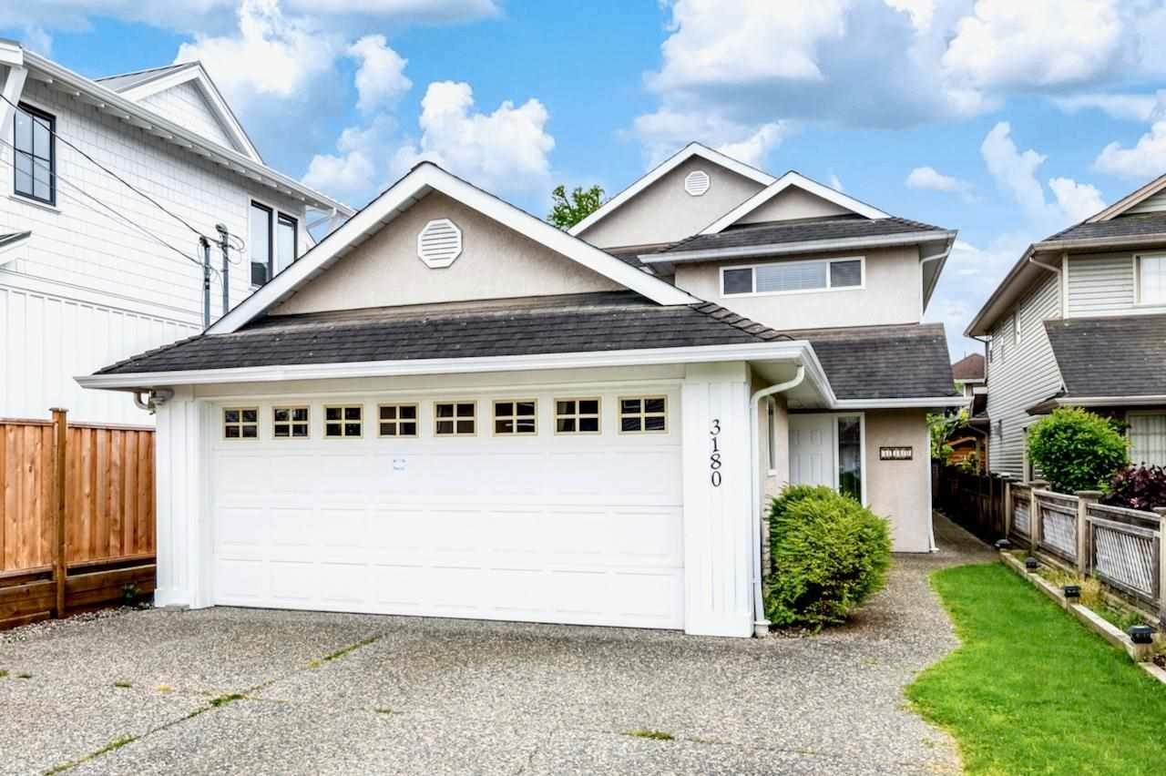 Main Photo: 3180 PLEASANT Street in Richmond: Steveston Village House for sale : MLS®# R2585469
