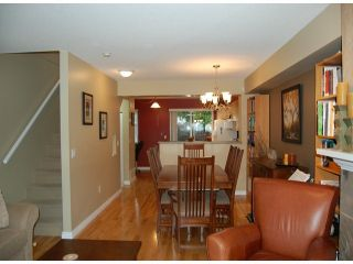 """Photo 5: 51 20540 66TH Avenue in Langley: Willoughby Heights Townhouse for sale in """"Amberleigh"""" : MLS®# F1313909"""