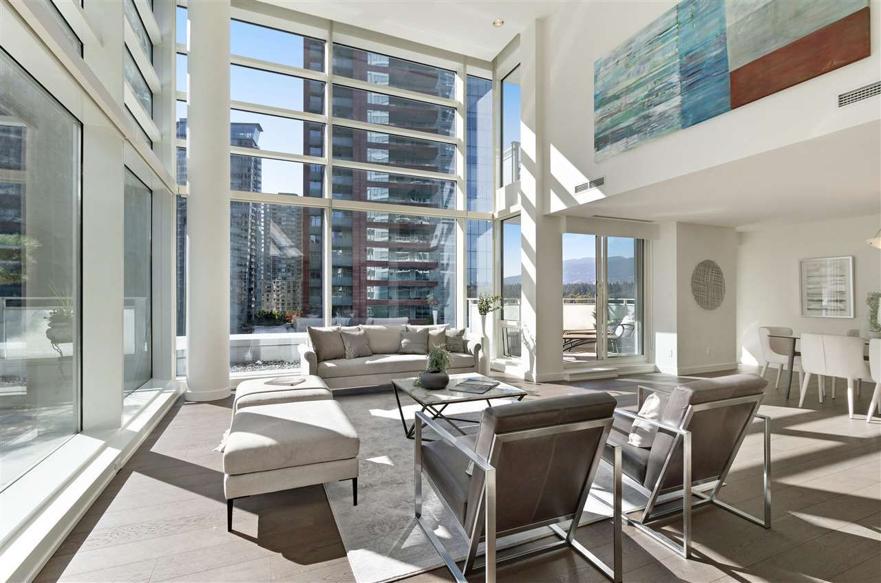 "Photo 8: Photos: 504 1139 W CORDOVA Street in Vancouver: Coal Harbour Condo for sale in ""Two Harbor Green"" (Vancouver West)  : MLS®# R2398290"