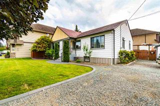 Photo 2: 46654 FIRST Avenue in Chilliwack: Chilliwack E Young-Yale House for sale : MLS®# R2590831