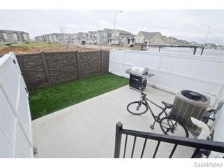 Photo 35: 153 3229 ELGAARD Drive in Regina: HS-Hawkstone Fourplex for sale (Regina Area 01)  : MLS®# 553790