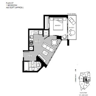 """Photo 35: 3107 1372 SEYMOUR Street in Vancouver: Downtown VW Condo for sale in """"THE MARK"""" (Vancouver West)  : MLS®# R2481345"""