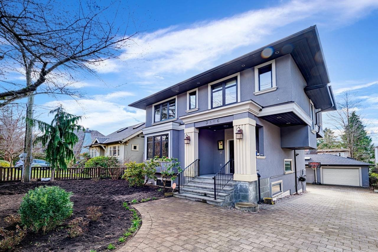Main Photo: 3456 W 39TH Avenue in Vancouver: Dunbar House for sale (Vancouver West)  : MLS®# R2600047