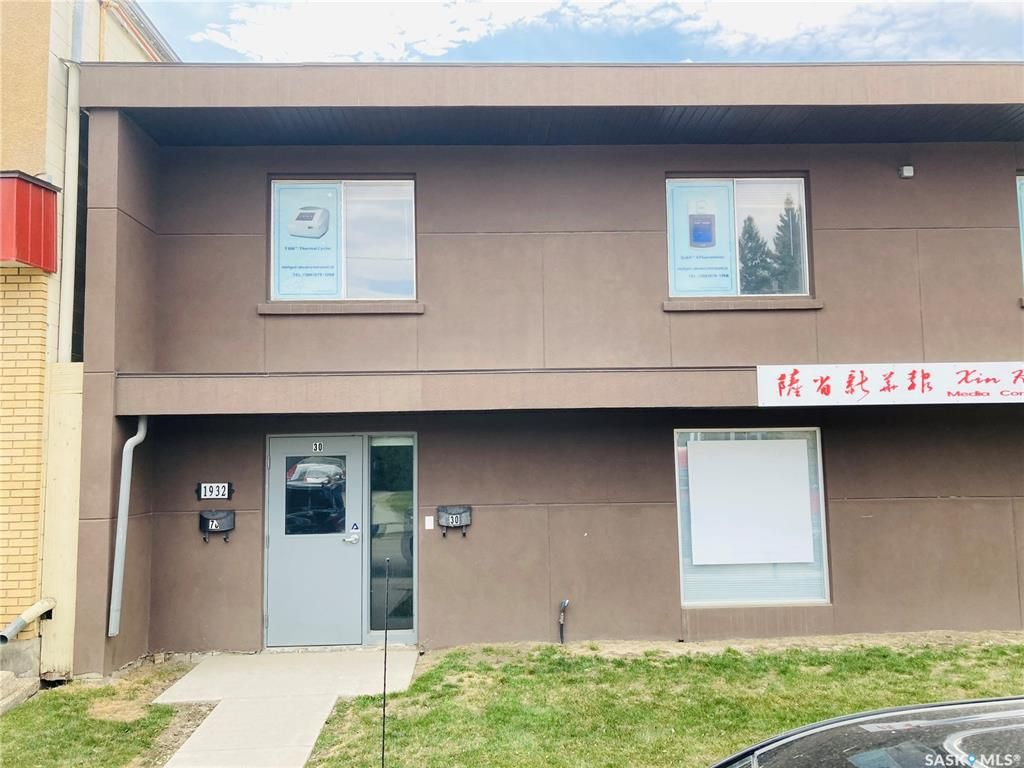 Main Photo: 30 1932 St. George Avenue in Saskatoon: Exhibition Commercial for sale : MLS®# SK855487
