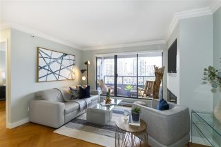 """Photo 3: 1208 1060 ALBERNI Street in Vancouver: West End VW Condo for sale in """"The Carlyle"""" (Vancouver West)  : MLS®# R2576402"""