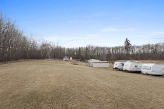Photo 32: 26127 TWP Road 514: Rural Parkland County House for sale : MLS®# E4240381