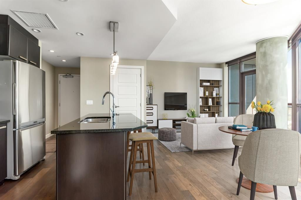 Main Photo: 1806 225 11 Avenue SE in Calgary: Beltline Apartment for sale : MLS®# A1114726