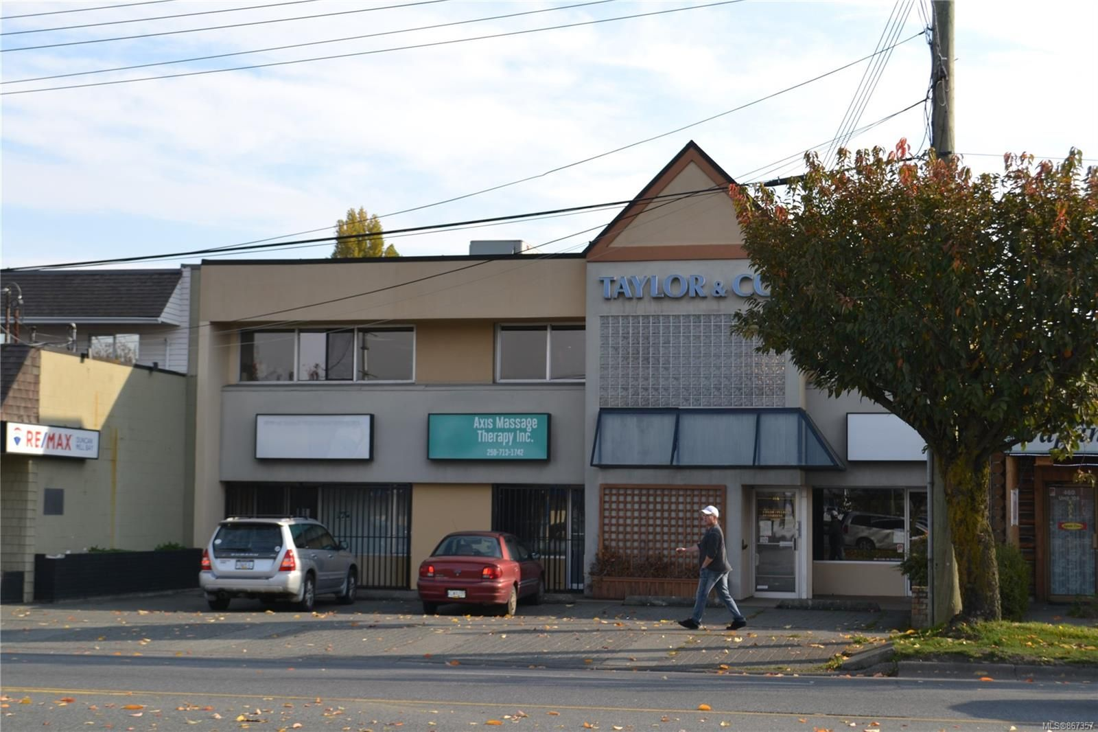 Main Photo: 3 470 Trans Canada Hwy in : Du East Duncan Office for lease (Duncan)  : MLS®# 867357
