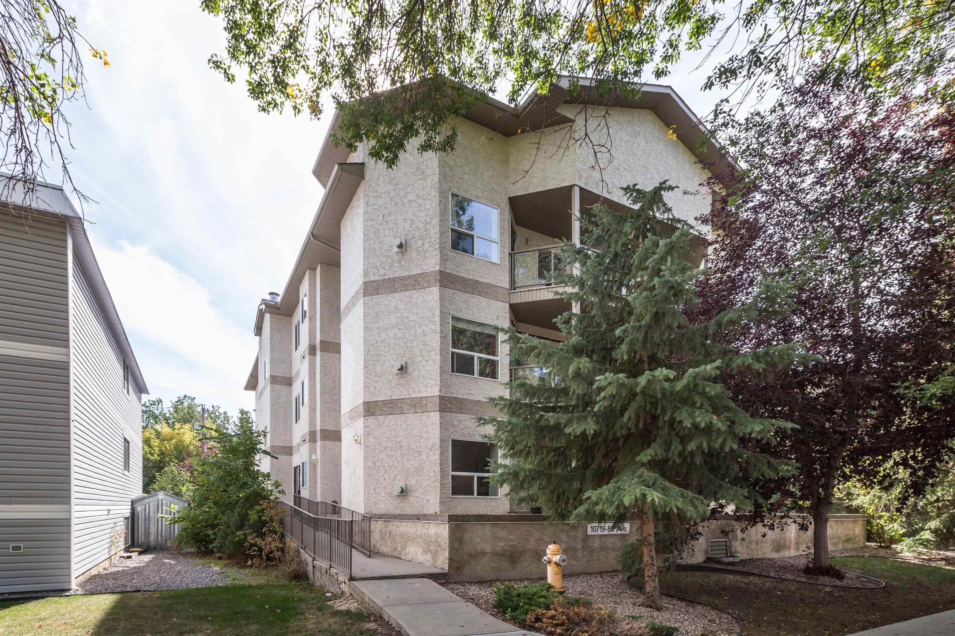 Main Photo: 304 10719 80 Avenue in Edmonton: Zone 15 Condo for sale : MLS®# E4262377