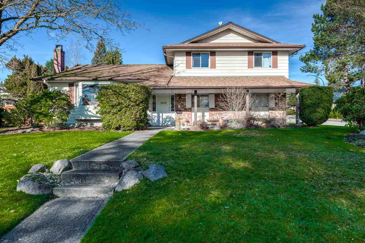 Main Photo: 7129 BUFFALO Street in Burnaby: Government Road House for sale (Burnaby North)  : MLS®# R2032643