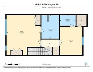 Photo 24: 3525 19 Street SW in Calgary: Altadore Row/Townhouse for sale : MLS®# A1146617