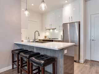 """Photo 1: 106 20829 77A Avenue in Langley: Willoughby Heights Condo for sale in """"The Wex"""" : MLS®# R2406414"""