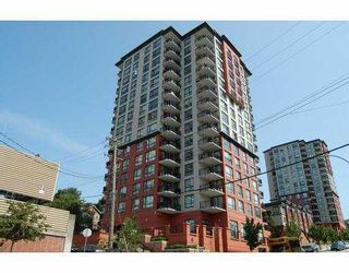 """Photo 1: 605 833 AGNES Street in New Westminster: Downtown NW Condo for sale in """"THE NEWS"""" : MLS®# V803624"""