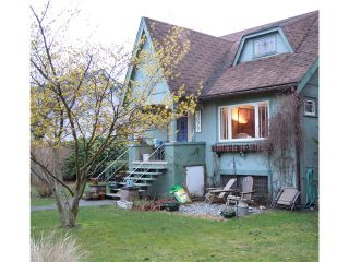 Photo 1: 4377 W 9TH Avenue in Vancouver: Point Grey House for sale (Vancouver West)  : MLS®# V867852