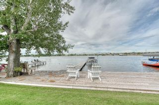 Photo 45: 125 East Chestermere Drive: Chestermere Semi Detached for sale : MLS®# A1069600