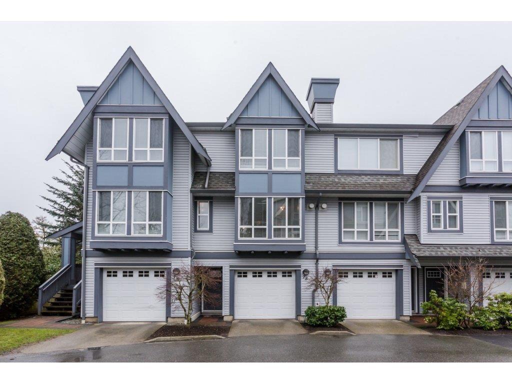 Main Photo: 78 16388 85 Avenue in Surrey: Fleetwood Tynehead Townhouse for sale : MLS®# R2147335